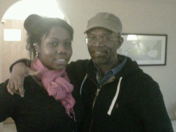 Me and Beres Hammond (Thrrooowback)