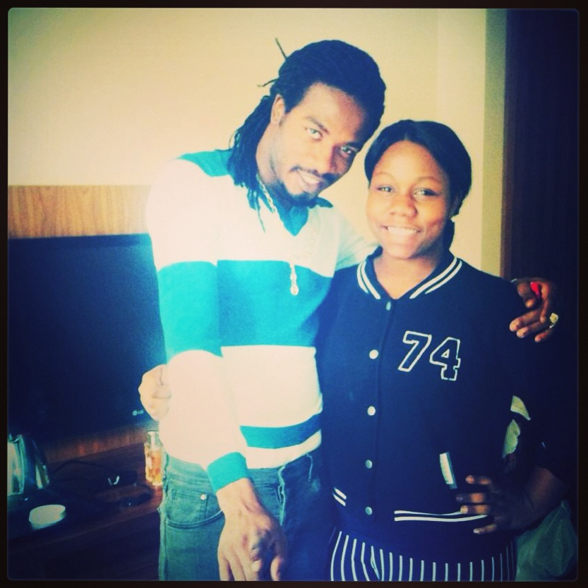 Myself and Gyptian